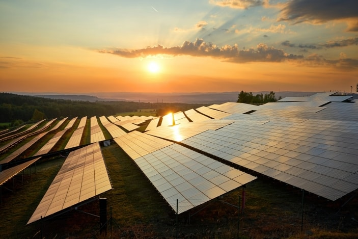 energia solar en la naturaleza